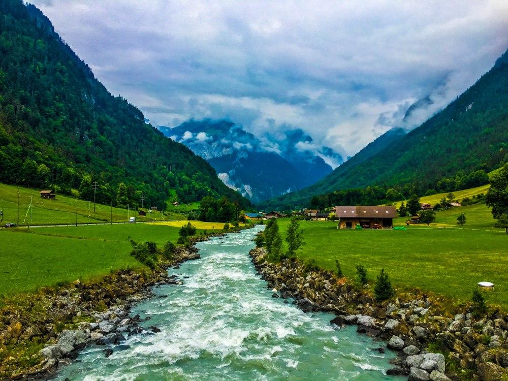 The Alps-1796