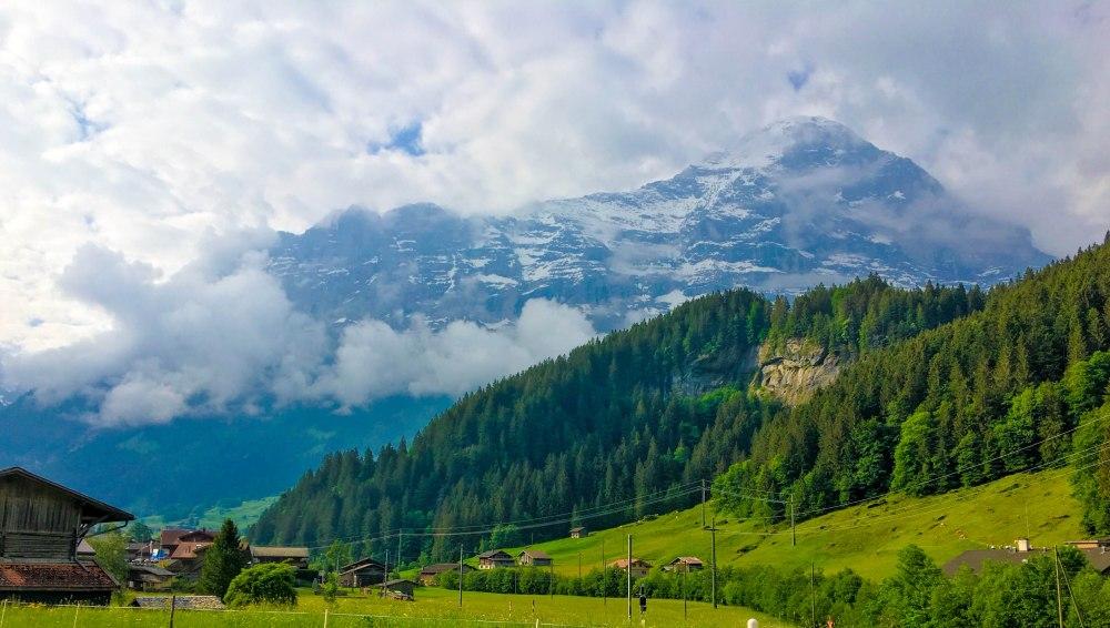 The Alps-1805