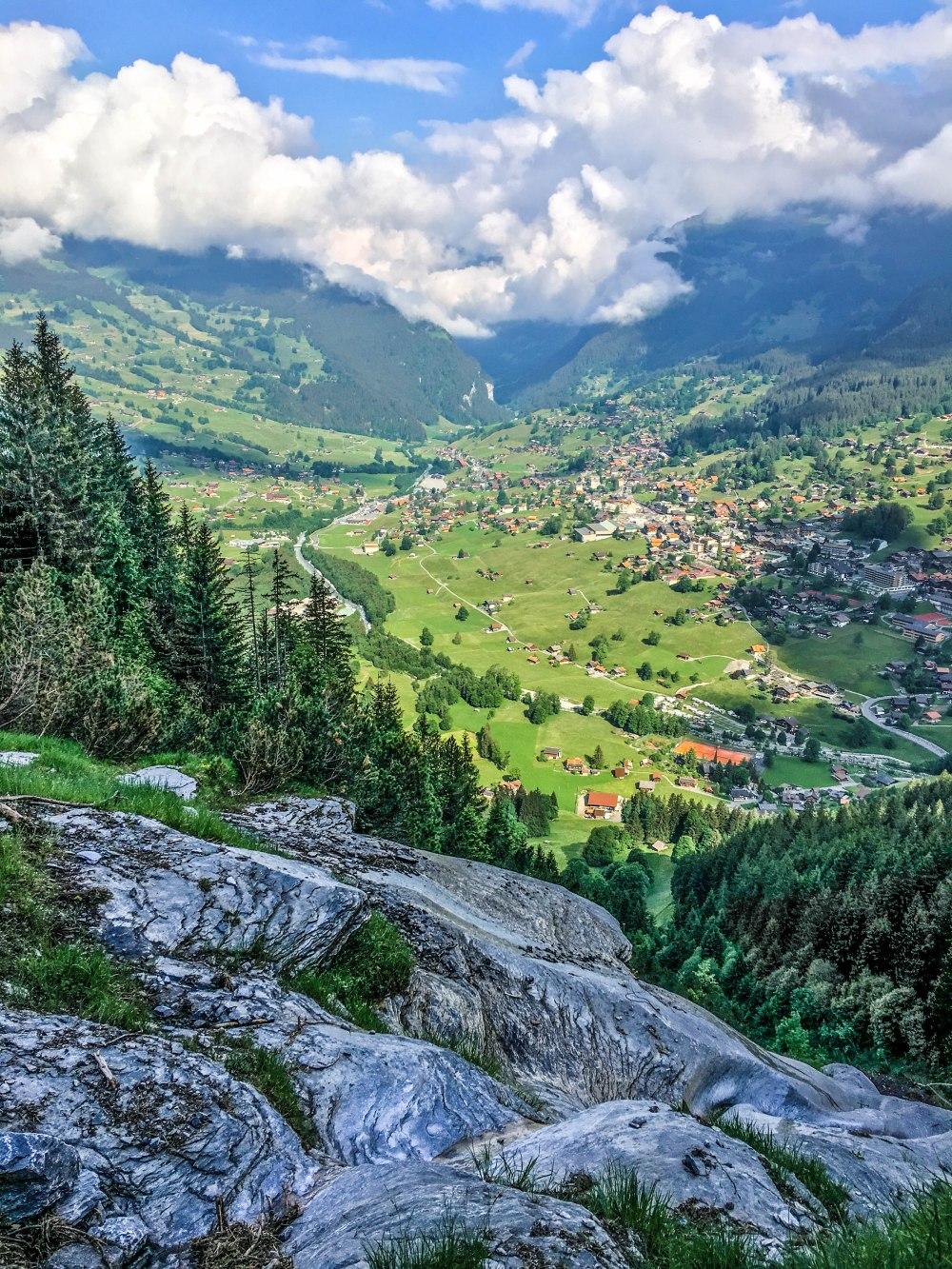 The Alps-1852