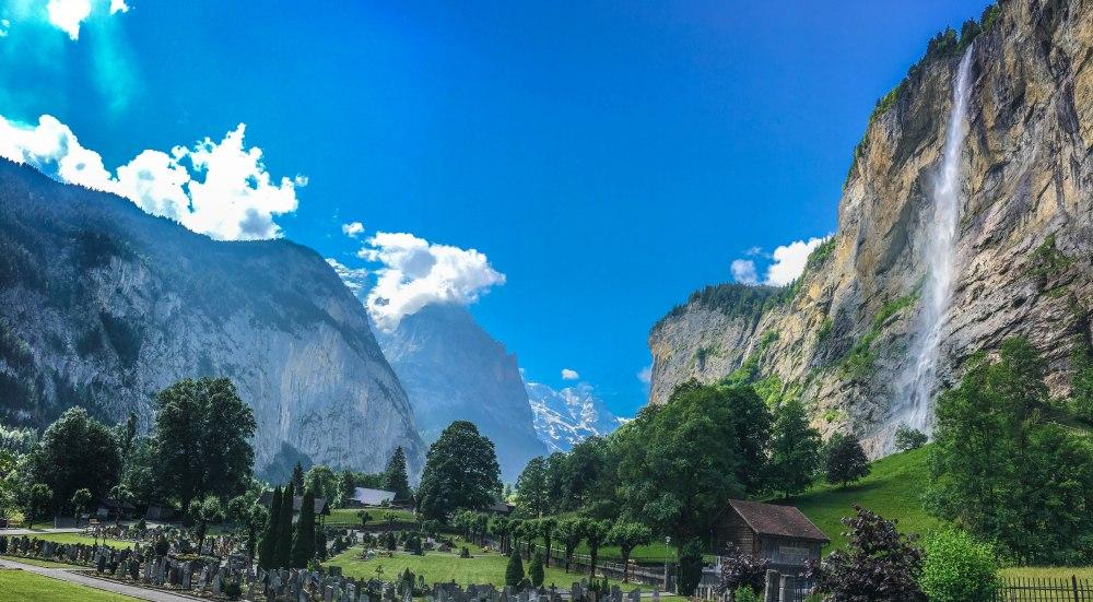 The Alps-1895